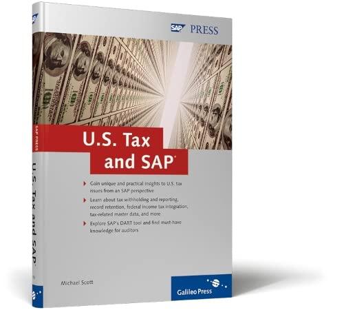 U.S. Tax and SAP: Solve complex US: Michael Scott