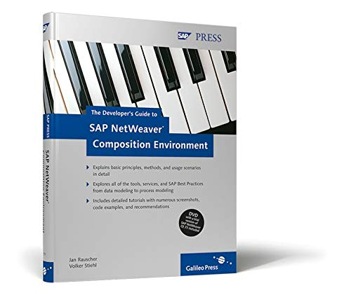 9781592291717: The Developer's Guide to the SAP NetWeaver Composition Environment