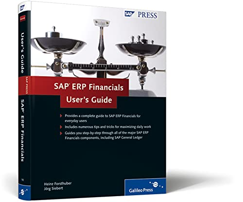 9781592291908: SAP ERP Financials User's Guide: Your SAP FI Reference
