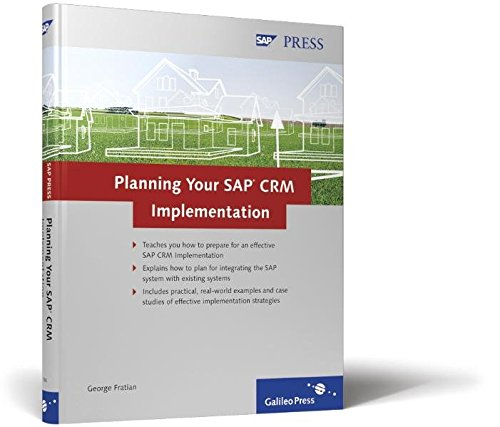 9781592291960: Planning Your SAP CRM Implementation: SAP CRM Project Guide