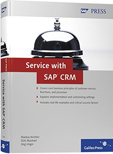 9781592292066: Service with SAP CRM