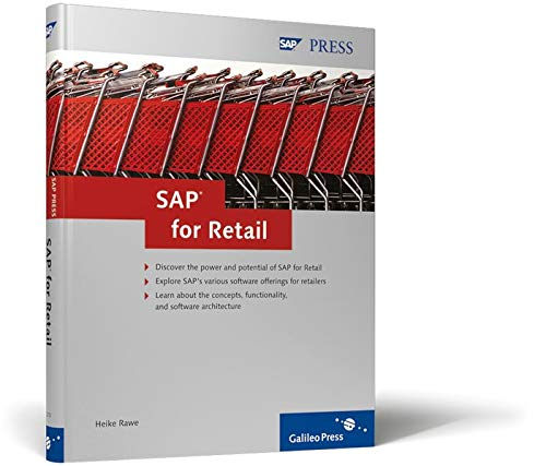 SAP for Retail (SAP PRESS: englisch) [Nov