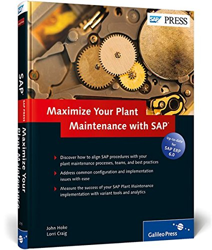 9781592292158: Maximize Your Plant Maintenance with SAP