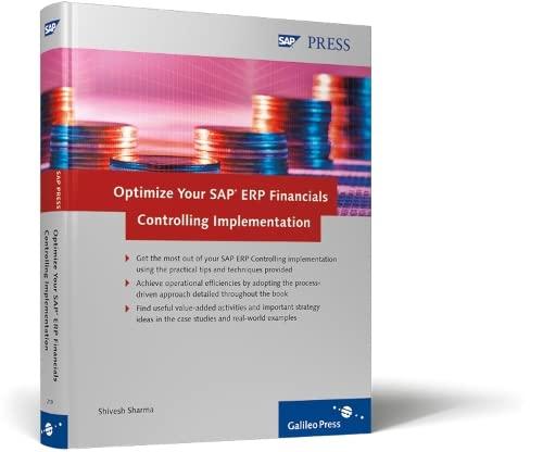 9781592292196: Optimize Your SAP ERP Financials Controlling