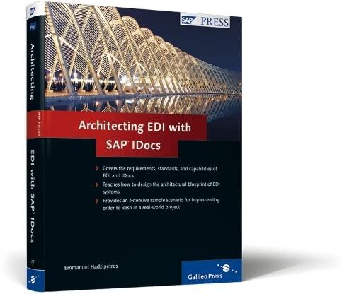 9781592292271: Architecting EDI with SAP IDocs