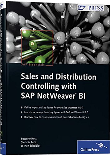 9781592292660: Sales and Distribution Controlling with SAP NetWeaver BI