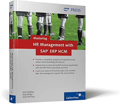 9781592292783: Mastering HR Management with SAP ERP HCM