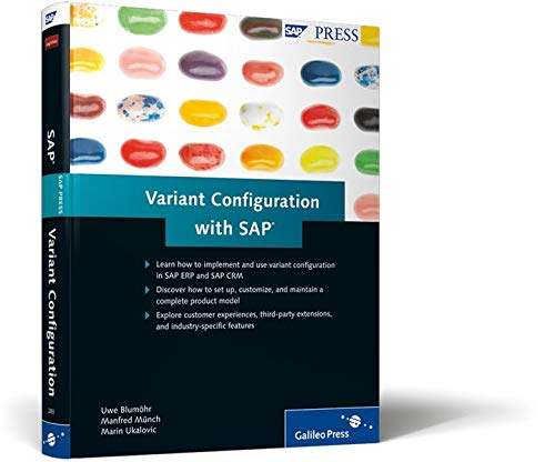 9781592292837: Variant Configuration with SAP