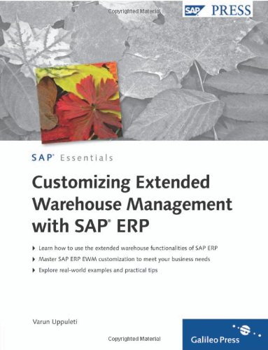 9781592292868: Customizing Extended Warehouse Management with SAP ERP: SAP PRESS Essentials #69