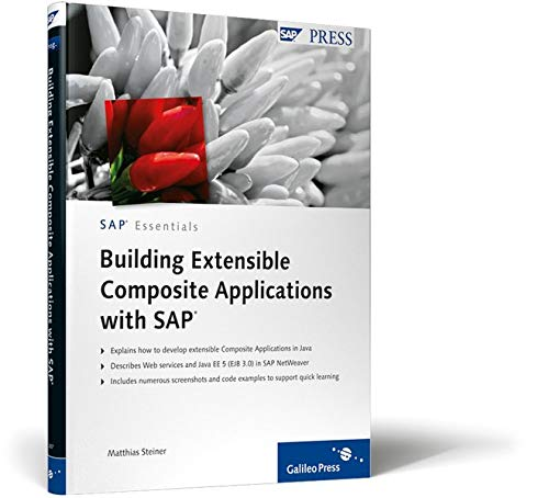 9781592292875: Building Extensible Composite Applications with SAP