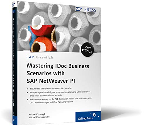9781592292882: Mastering IDoc Business Scenarios with SAP NetWeaver PI