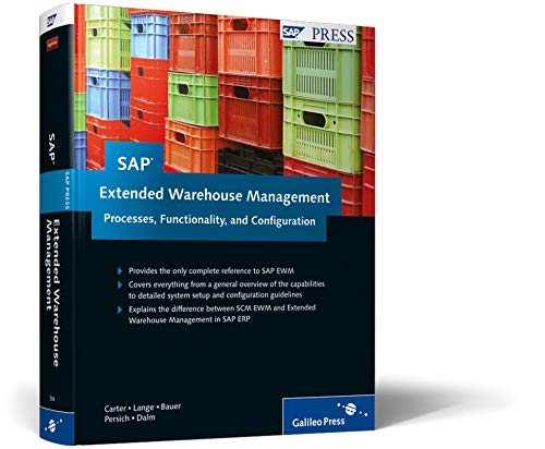 9781592293049: SAP Extended Warehouse Management: Processes, Functionality, and Configuration