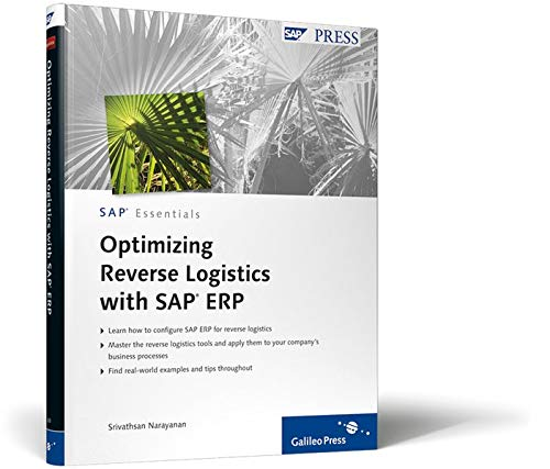 9781592293254: Optimizing Reverse Logistics with SAP ERP