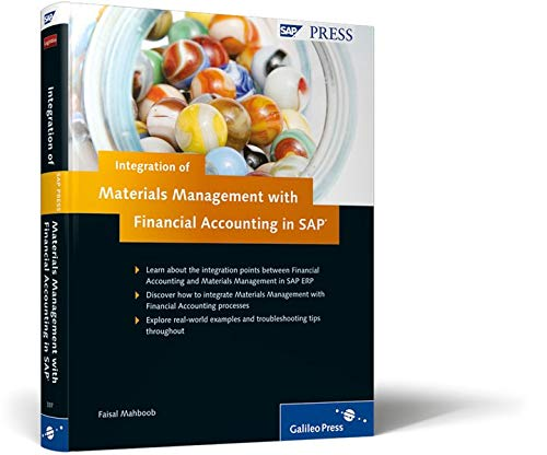 9781592293377: Integration of Materials Management with Financial Accounting in SAP