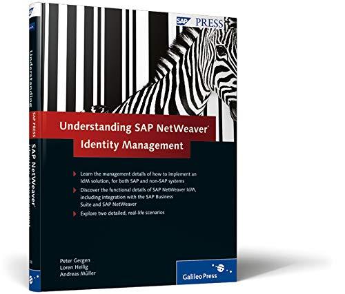 9781592293384: Understanding SAP NetWeaver Identity Management