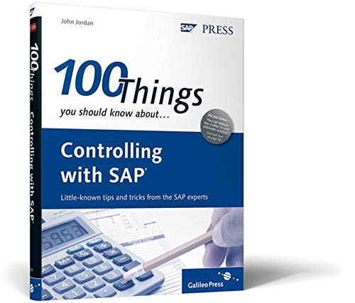9781592293414: 100 Things You Should Know About Controlling with SAP