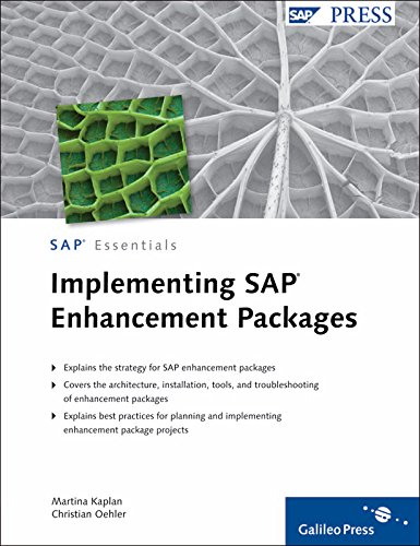 9781592293513: Implementing SAP Enhancement Packages