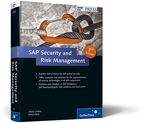 9781592293551: SAP Security and Risk Management