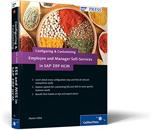 9781592293568: Configuring and Customizing Employee and Manager Self-Services in SAP ERP HCM: SAP ESS and MSS Configuration and Customization