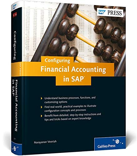 9781592293773: Configuring Financial Accounting in SAP