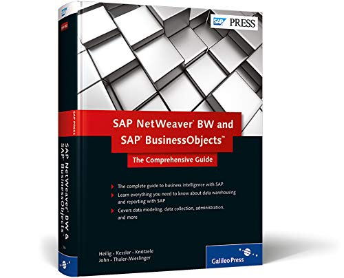 9781592293841: SAP NetWeaver BW and SAP BusinessObjects: The Comprehensive Guide