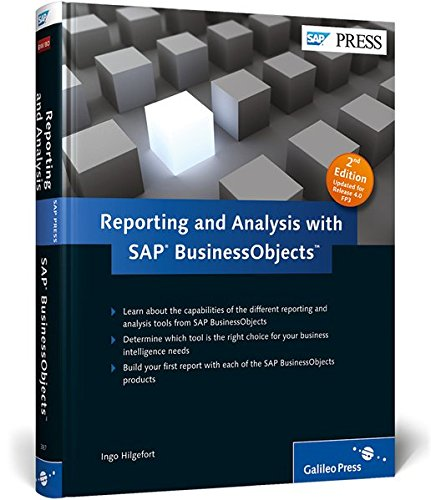 9781592293872: Reporting and Analysis with SAP BusinessObjects