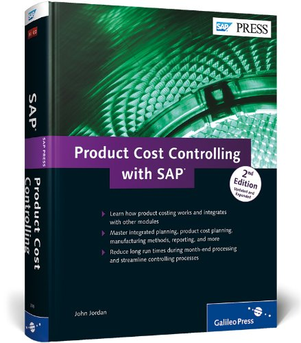 9781592293995: Product Cost Controlling with SAP: SAP CO-PC