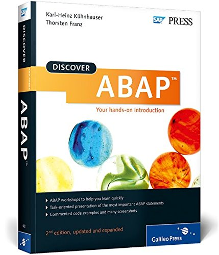 9781592294022: Discover ABAP