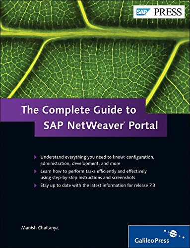 9781592294039: The Complete Guide to SAP NetWeaver Portal