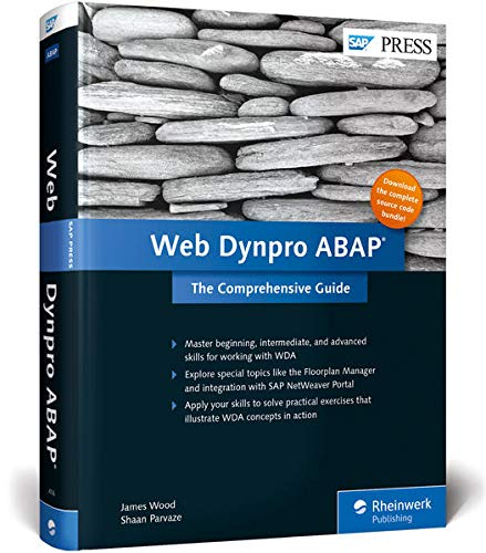 9781592294169: Web Dynpro ABAP: Programming for SAP (Comprehensive)