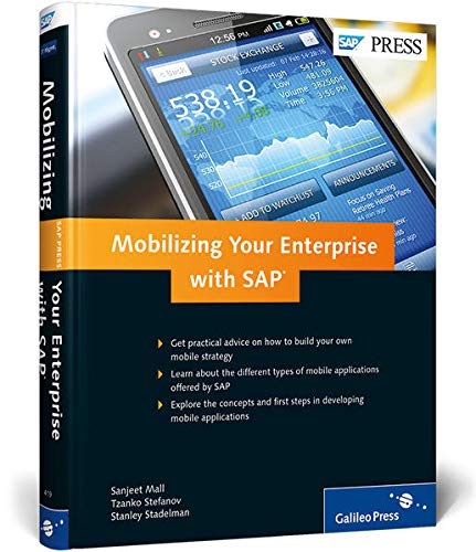 9781592294190: Mobilizing Your Enterprise with SAP
