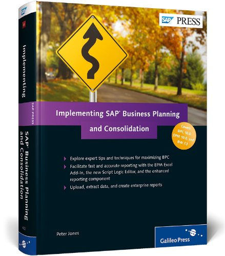 9781592294220: Implementing SAP Business Planning and Consolidation