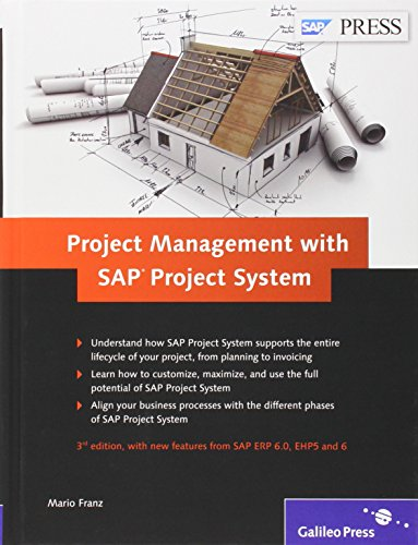 9781592294329: Project Management with SAP Project System