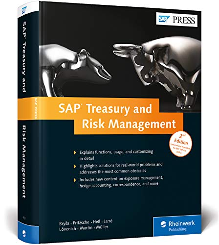 9781592294336: SAP Treasury and Risk Management