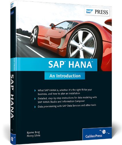 SAP Hana : An Introduction: Penny Silvia; Bjarne
