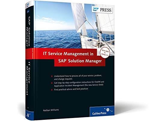 9781592294404: ITSM and ChaRM in SAP Solution Manager (SAP PRESS)