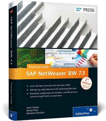 9781592294442: SAP NetWeaver BW 7.3—Practical Guide