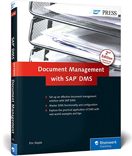 9781592298624: Document Management with SAP DMS
