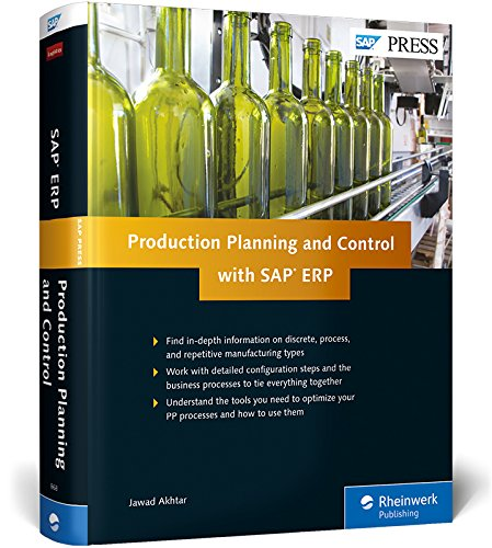 9781592298686: Production Planning and Control with SAP ERP (1st Edition)