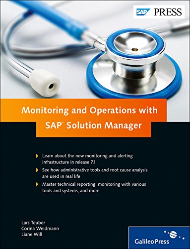 9781592298846: Monitoring and Operations with SAP Solution Manager