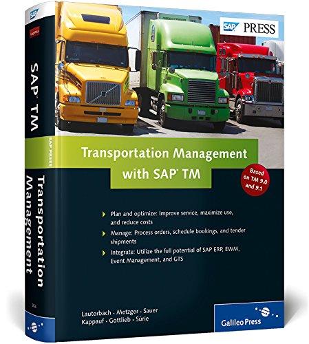 9781592299041: Transportation Management with SAP TM