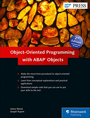 Object-Oriented Programming with ABAP Objects (Hardback): James Wood