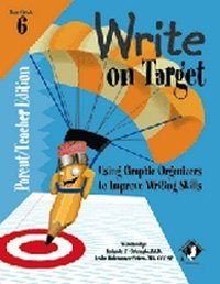 9781592301560: Write on Target Gr 6, Parent/Teacher Edition