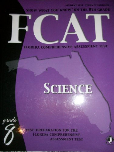 9781592301799: Show What You Know on the 8th Grade Fcat Science