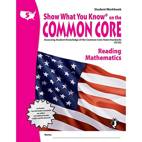 SWYK on the Common Core Gr 5, Student Workbook: Lorenz Educational Press