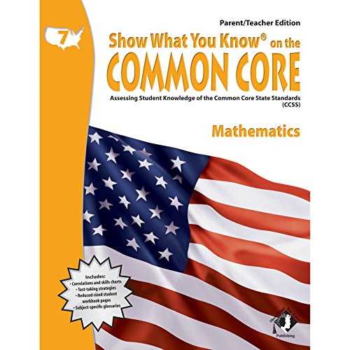 9781592304639: SWYK on the Common Core Math Gr 7, Parent/Teacher Edition