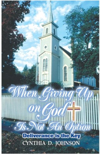 9781592321490: When Giving Up On God Is Not An Option