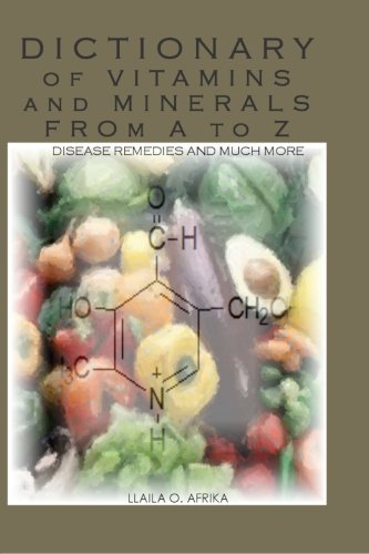 9781592322077: Dictionary of Vitamins and Minerals from A to Z