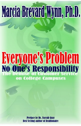 Everyone's Problem, No Ones Responsibility: The Demise: Marcia Brevard Wynn
