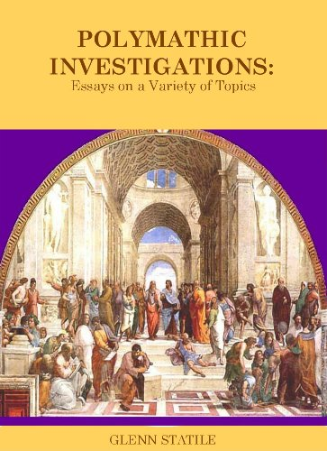 9781592322404: Polymathic Investigation: Essays on a Variety of Topics